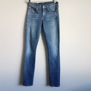 Citizens of Humanity Avedon Ankle Skinny Size 25